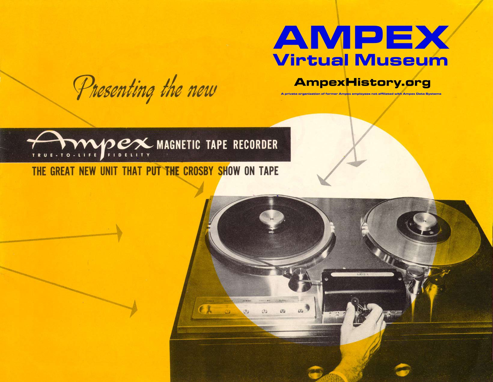AmpexHistory.org